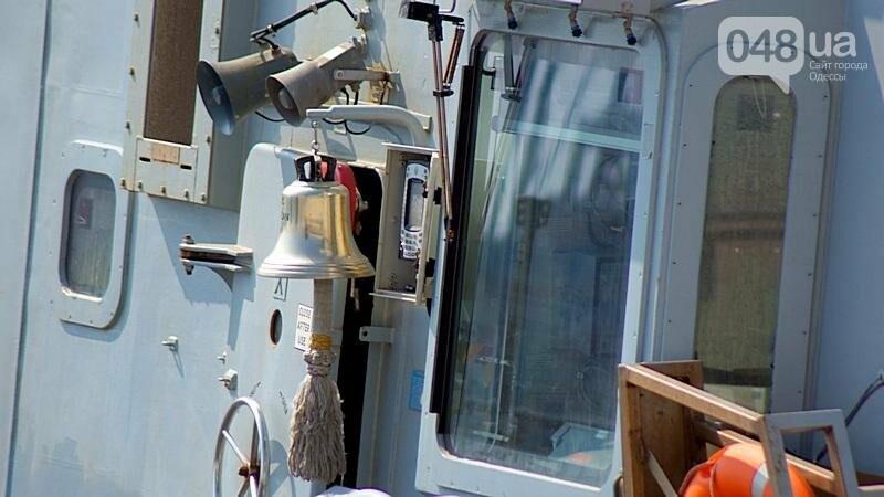 Новые боевые корабли НАТО зашли в Одессу (ФОТО), фото-35