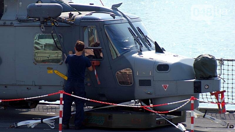 Новые боевые корабли НАТО зашли в Одессу (ФОТО), фото-36