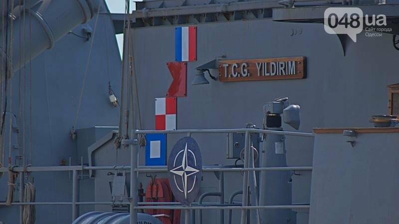 Новые боевые корабли НАТО зашли в Одессу (ФОТО), фото-26