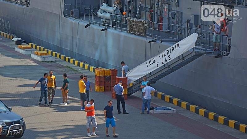 Новые боевые корабли НАТО зашли в Одессу (ФОТО), фото-44