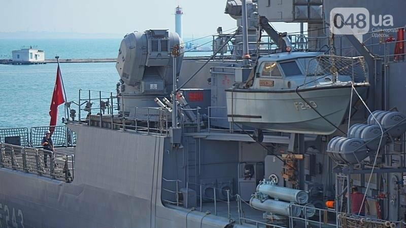 Новые боевые корабли НАТО зашли в Одессу (ФОТО), фото-45