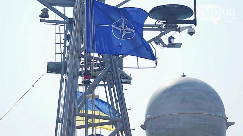 Новые боевые корабли НАТО зашли в Одессу (ФОТО), фото-38
