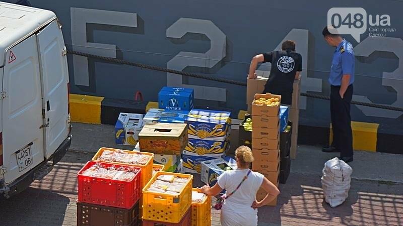 Новые боевые корабли НАТО зашли в Одессу (ФОТО), фото-46
