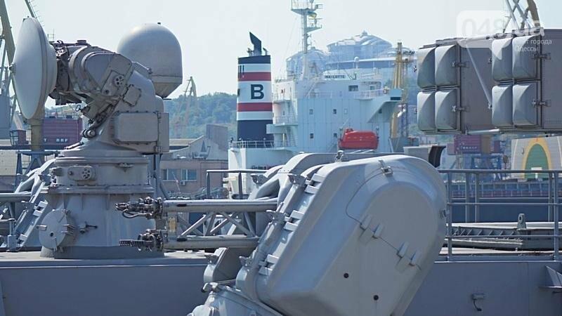 Новые боевые корабли НАТО зашли в Одессу (ФОТО), фото-47