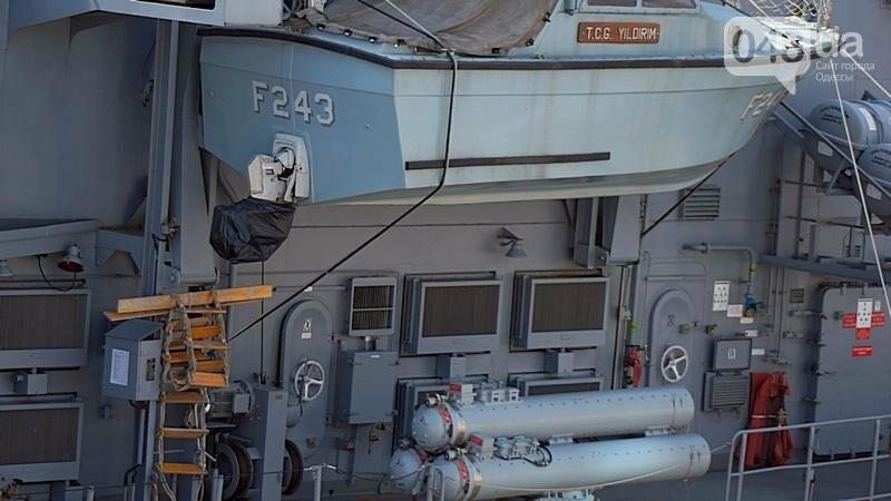 Новые боевые корабли НАТО зашли в Одессу (ФОТО), фото-48