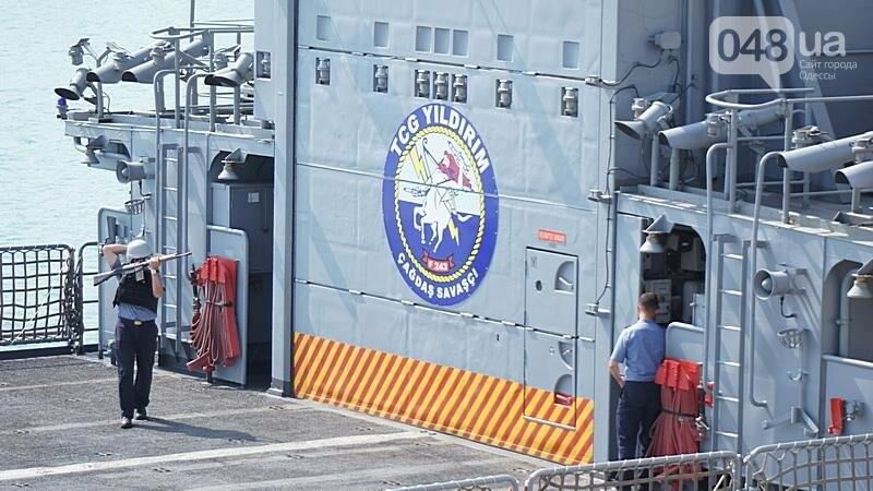 Новые боевые корабли НАТО зашли в Одессу (ФОТО), фото-49