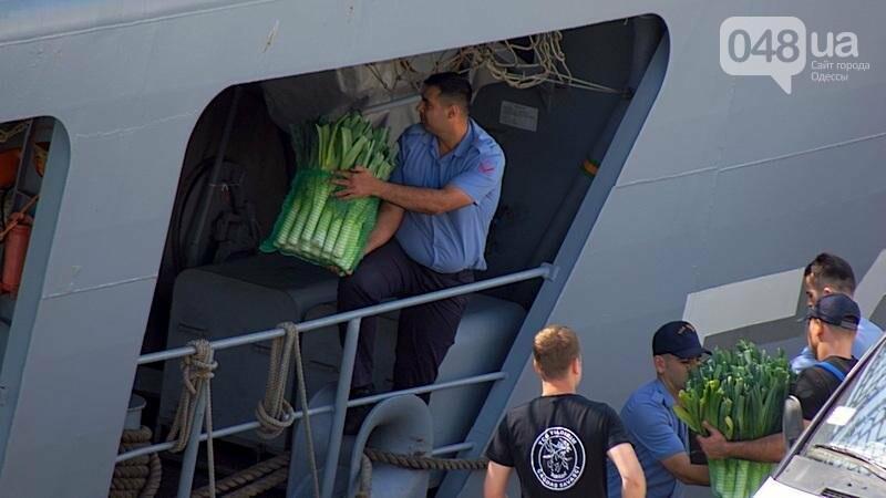 Новые боевые корабли НАТО зашли в Одессу (ФОТО), фото-40