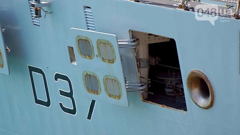 Новые боевые корабли НАТО зашли в Одессу (ФОТО), фото-28