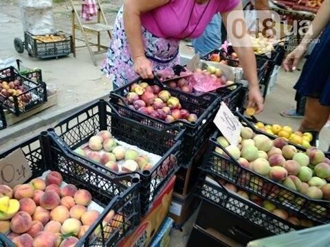 Почем в Одессе огромные сладкие арбузы и первые летние яблоки (ФОТО), фото-2
