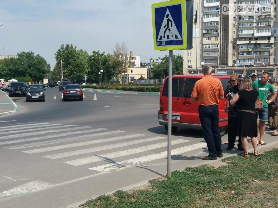 Под Одессой гонщика, сбившего маленького ребенка, чуть не избила толпа (ФОТО, ВИДЕО), фото-3