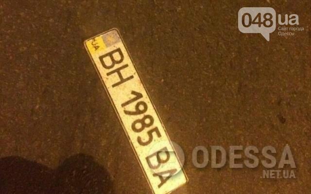 В Одессе Range Rover насмерть сбил женщину и уехал, фото-2