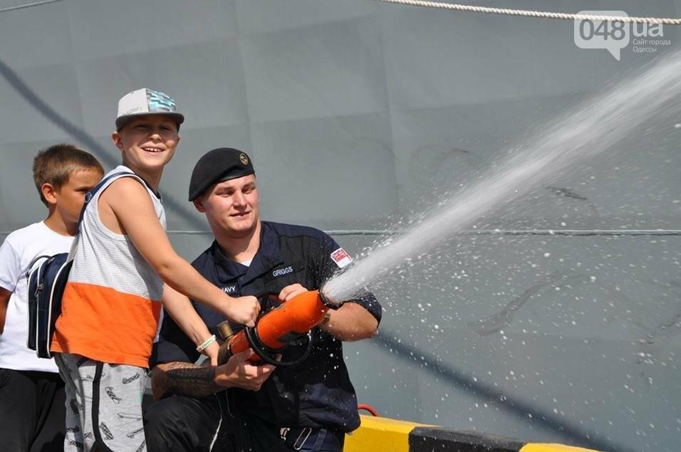 Тысячи одесситов попали на военные корабли НАТО (ФОТО), фото-9
