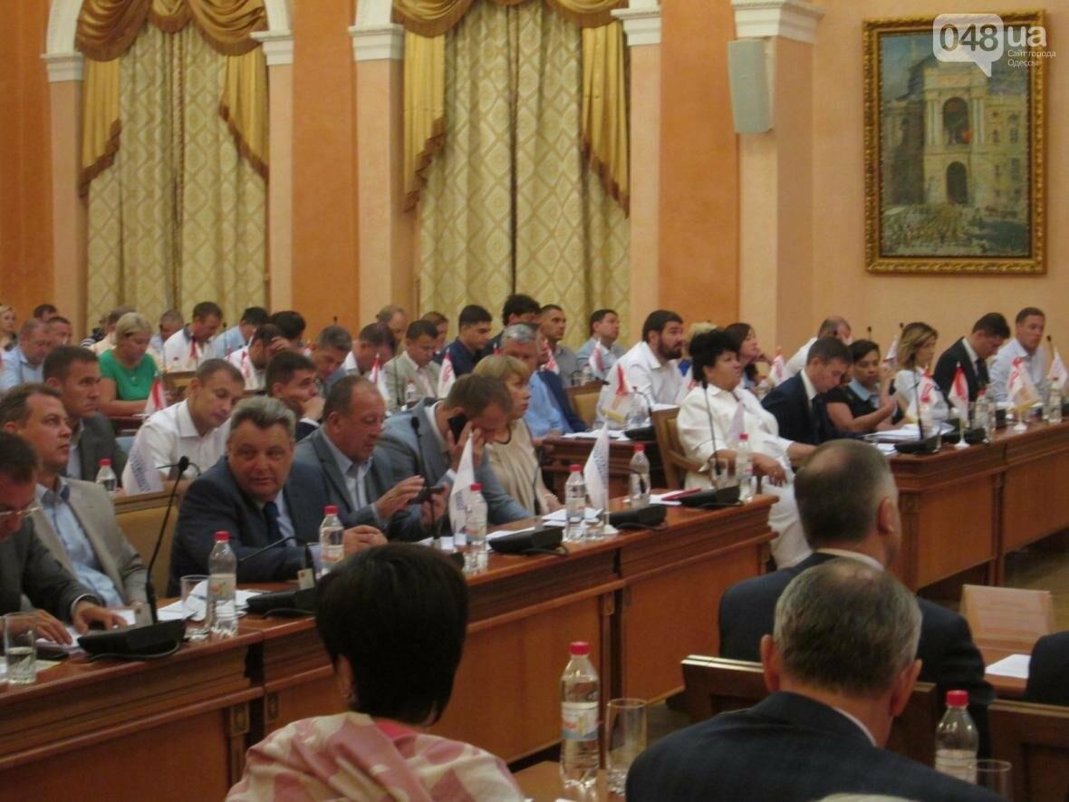 Пока одни одесские депутаты еле сдерживали смех, другие погрузились в киберпространство (ФОТО), фото-4
