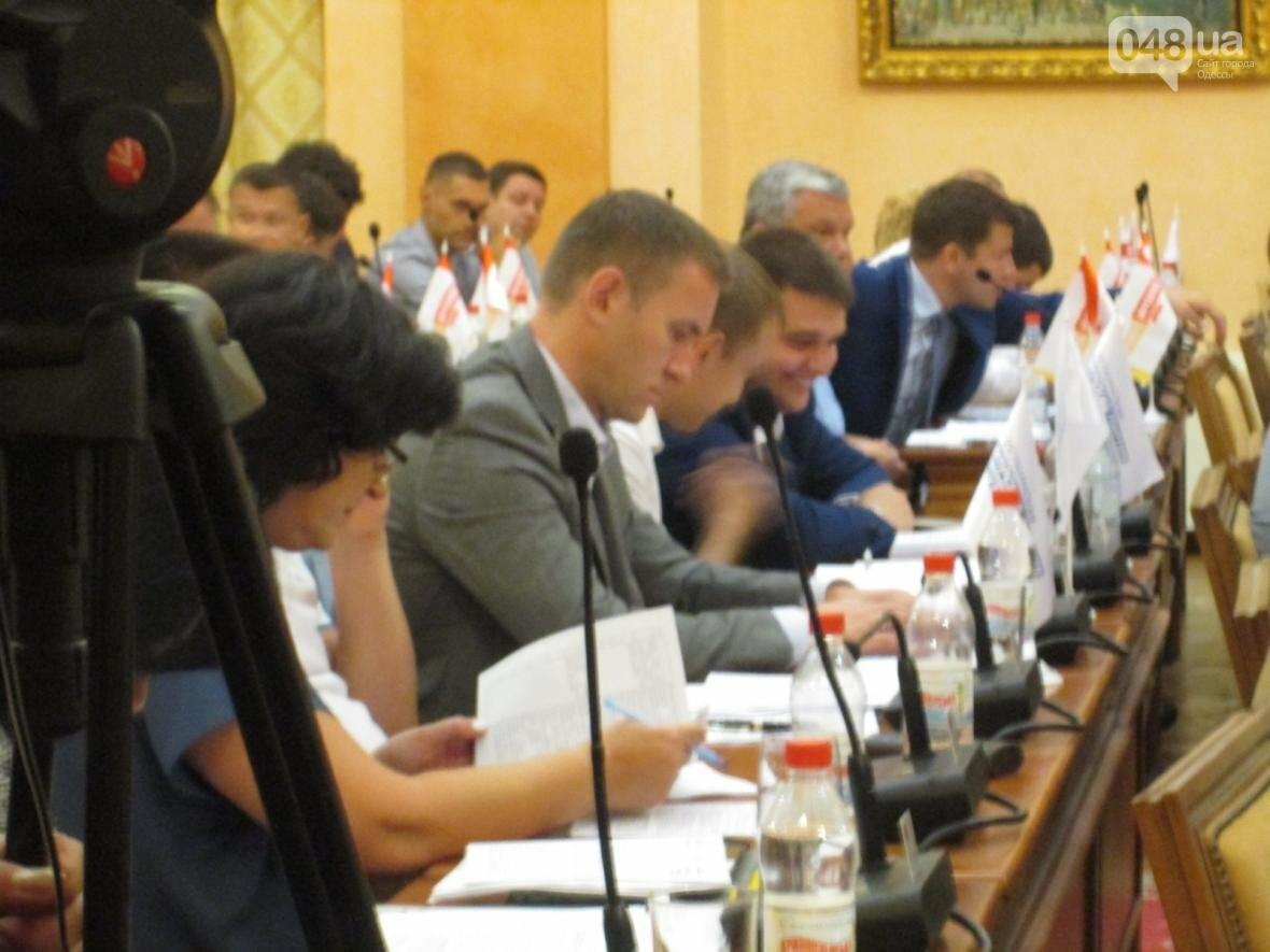 Пока одни одесские депутаты еле сдерживали смех, другие погрузились в киберпространство (ФОТО), фото-6