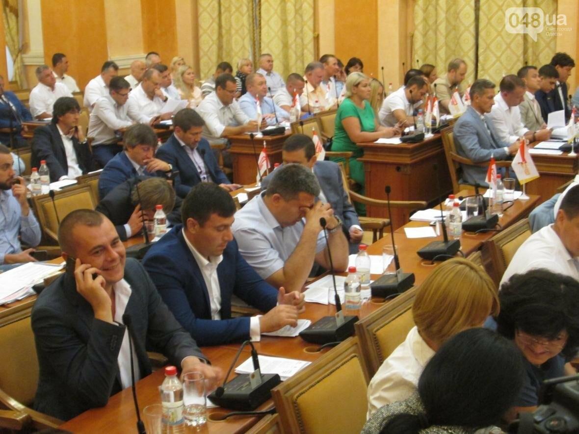 Пока одни одесские депутаты еле сдерживали смех, другие погрузились в киберпространство (ФОТО), фото-3