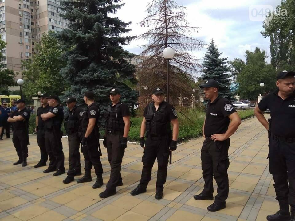 Возле одесского суда активисты пугают друг друга (ФОТО, ВИДЕО), фото-4