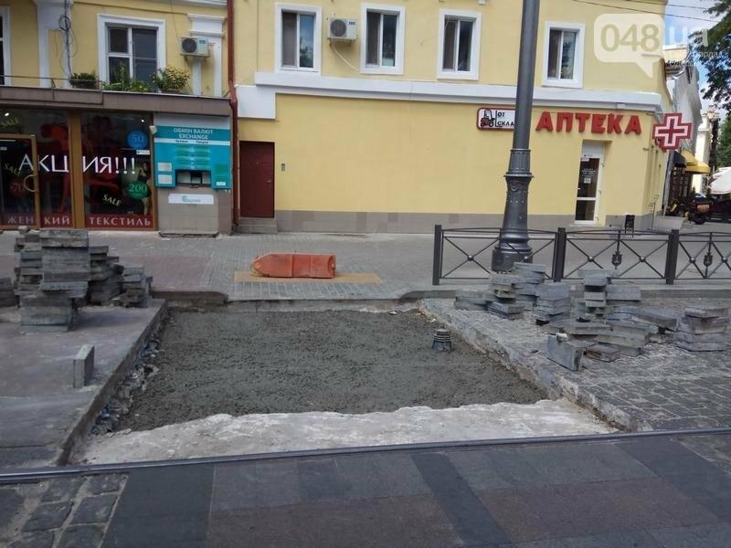 В Одессе снова ремонтируют Тираспольскую площадь (ФОТО), фото-5