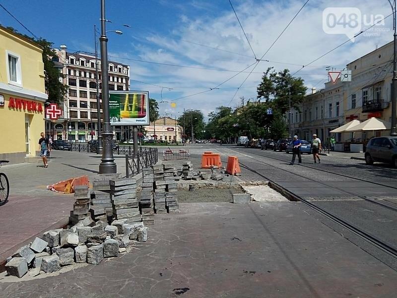 В Одессе снова ремонтируют Тираспольскую площадь (ФОТО), фото-4