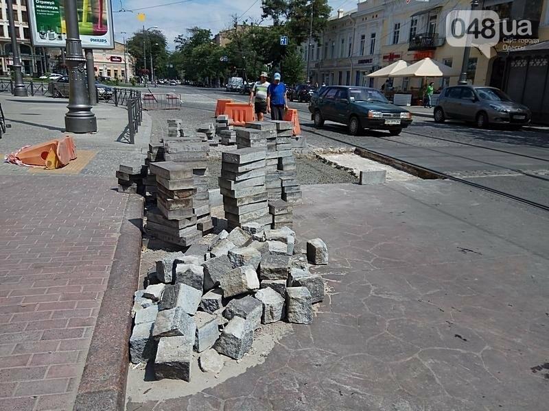 В Одессе снова ремонтируют Тираспольскую площадь (ФОТО), фото-3