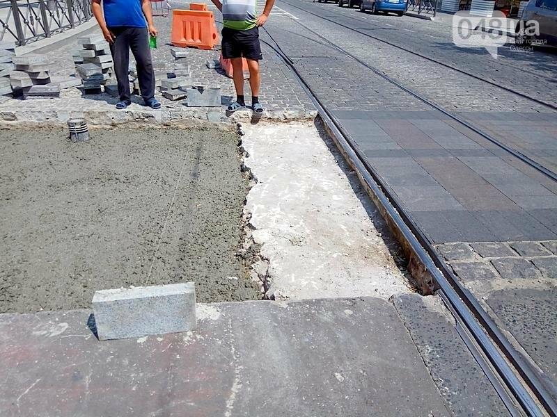 В Одессе снова ремонтируют Тираспольскую площадь (ФОТО), фото-2
