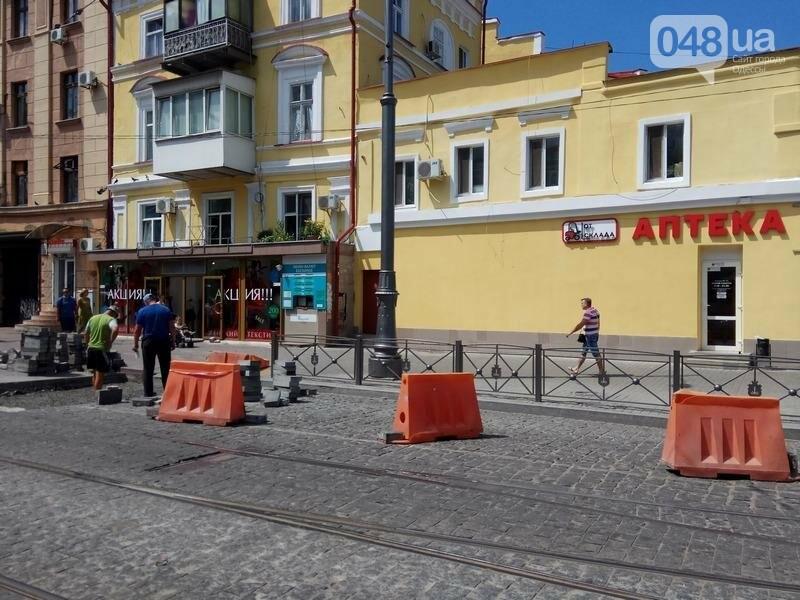 В Одессе снова ремонтируют Тираспольскую площадь (ФОТО), фото-1
