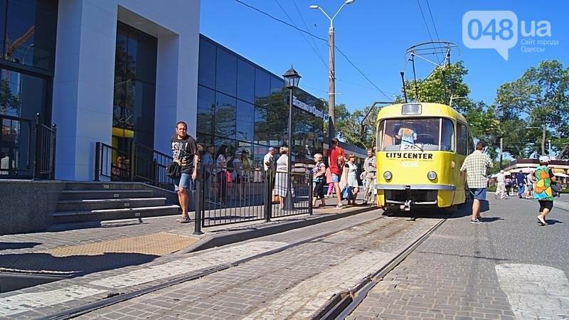 Автостанцию в центре Одессы открыли понарошку (ФОТО), фото-3