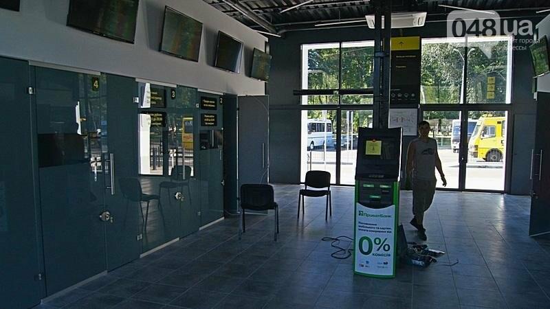 Автостанцию в центре Одессы открыли понарошку (ФОТО), фото-7