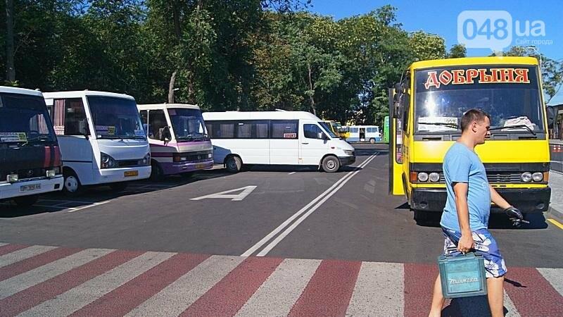 Автостанцию в центре Одессы открыли понарошку (ФОТО), фото-15