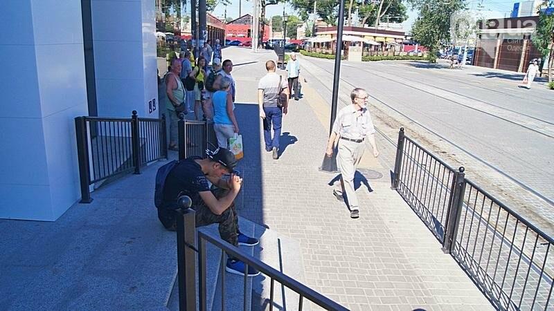 Автостанцию в центре Одессы открыли понарошку (ФОТО), фото-20