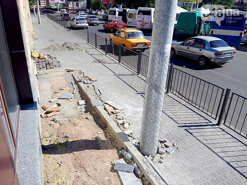 Автостанцию в центре Одессы открыли понарошку (ФОТО), фото-25