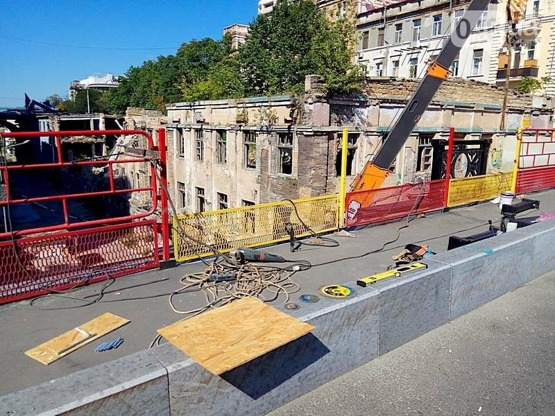 На многострадальный одесский мост вернут чугунные якоря (ФОТО), фото-8