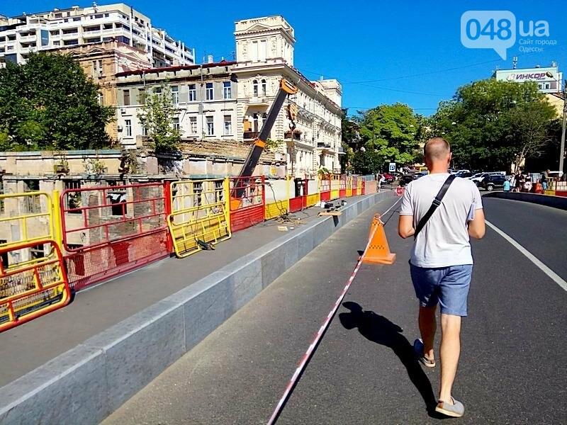 На многострадальный одесский мост вернут чугунные якоря (ФОТО), фото-10