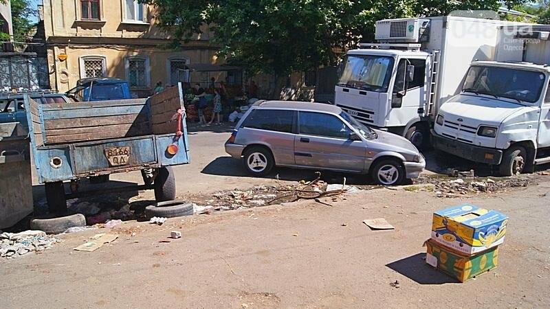Как на «Привозе» иностранцы от одесской полиции убегали (ФОТО, ВИДЕО), фото-1
