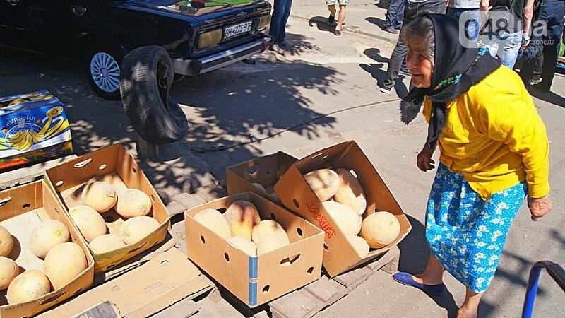 Как на «Привозе» иностранцы от одесской полиции убегали (ФОТО, ВИДЕО), фото-5