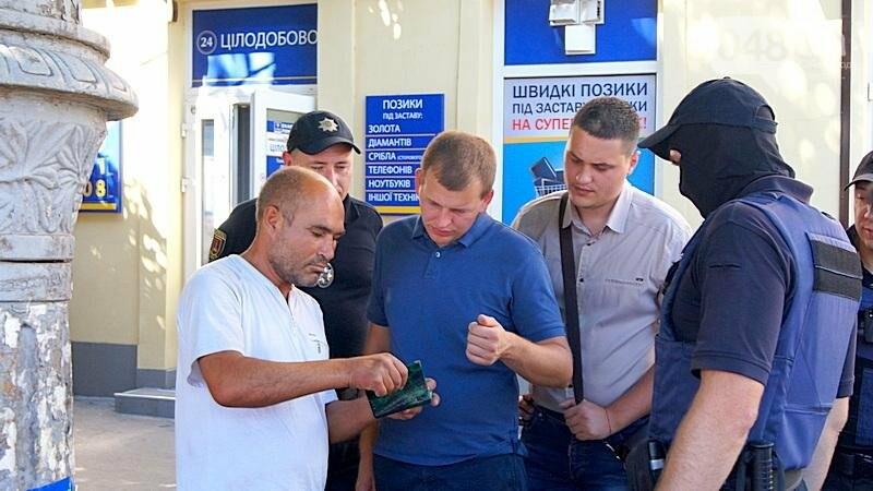 Как на «Привозе» иностранцы от одесской полиции убегали (ФОТО, ВИДЕО), фото-6