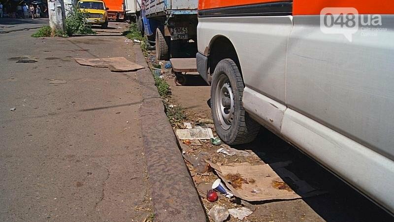 Как на «Привозе» иностранцы от одесской полиции убегали (ФОТО, ВИДЕО), фото-9