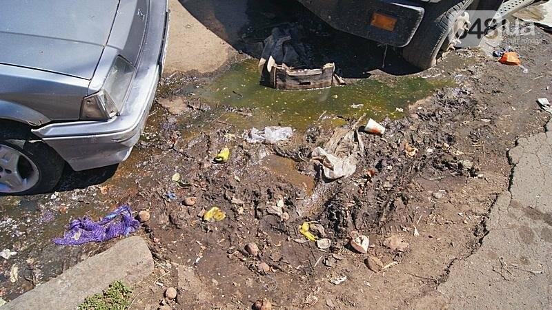 Как на «Привозе» иностранцы от одесской полиции убегали (ФОТО, ВИДЕО), фото-12