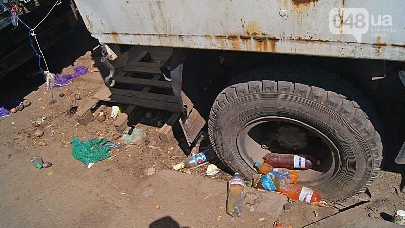 Как на «Привозе» иностранцы от одесской полиции убегали (ФОТО, ВИДЕО), фото-11