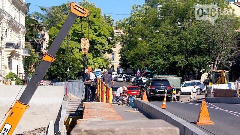 В центре Одессы опять запретят проезд по мосту (ФОТО), фото-11