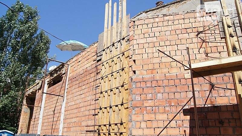 В Одессе продолжилась застройка дома с одной стеной: полиции отказано в доступе (ФОТО), фото-5