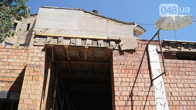 В Одессе продолжилась застройка дома с одной стеной: полиции отказано в доступе (ФОТО), фото-4