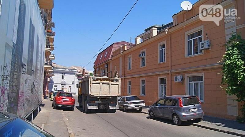 В Одессе продолжилась застройка дома с одной стеной: полиции отказано в доступе (ФОТО), фото-8
