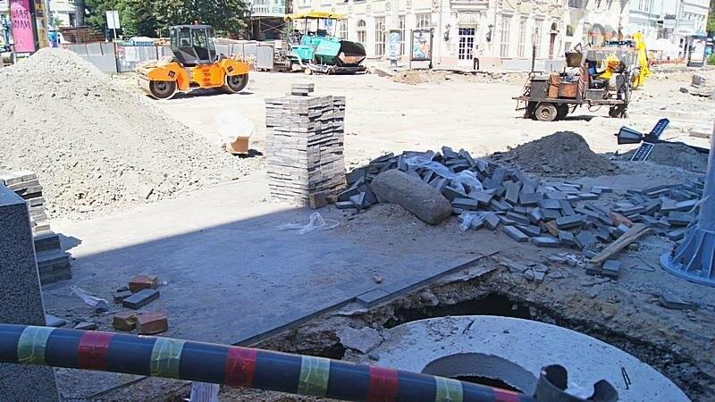 На Дерибасовкой уничтожен мемориал первым жертвам 2 мая (ФОТО), фото-3