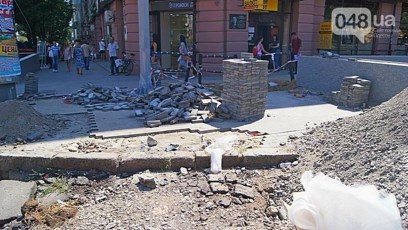 На Дерибасовкой уничтожен мемориал первым жертвам 2 мая (ФОТО), фото-5