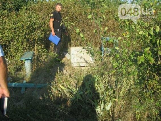 В Одесской области надругались над могилами (ФОТО), фото-3
