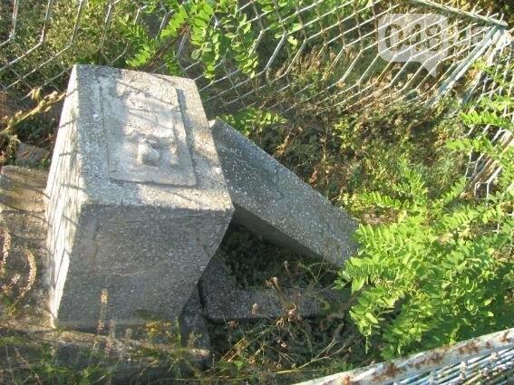В Одесской области надругались над могилами (ФОТО), фото-4