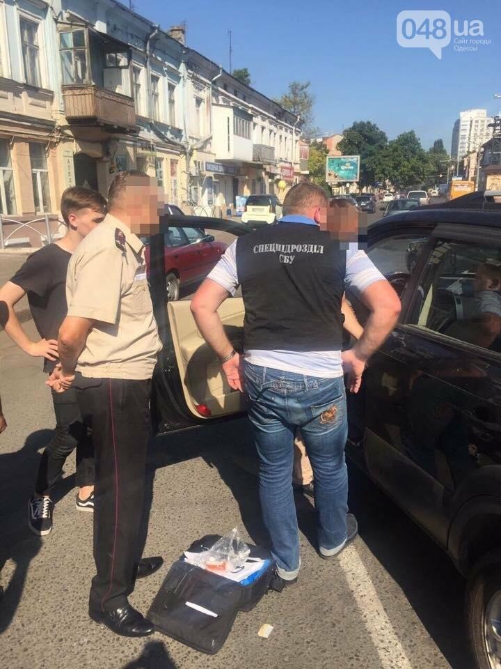 В Одессе на взятке задержали начальника спасательной службы (ФОТО), фото-1