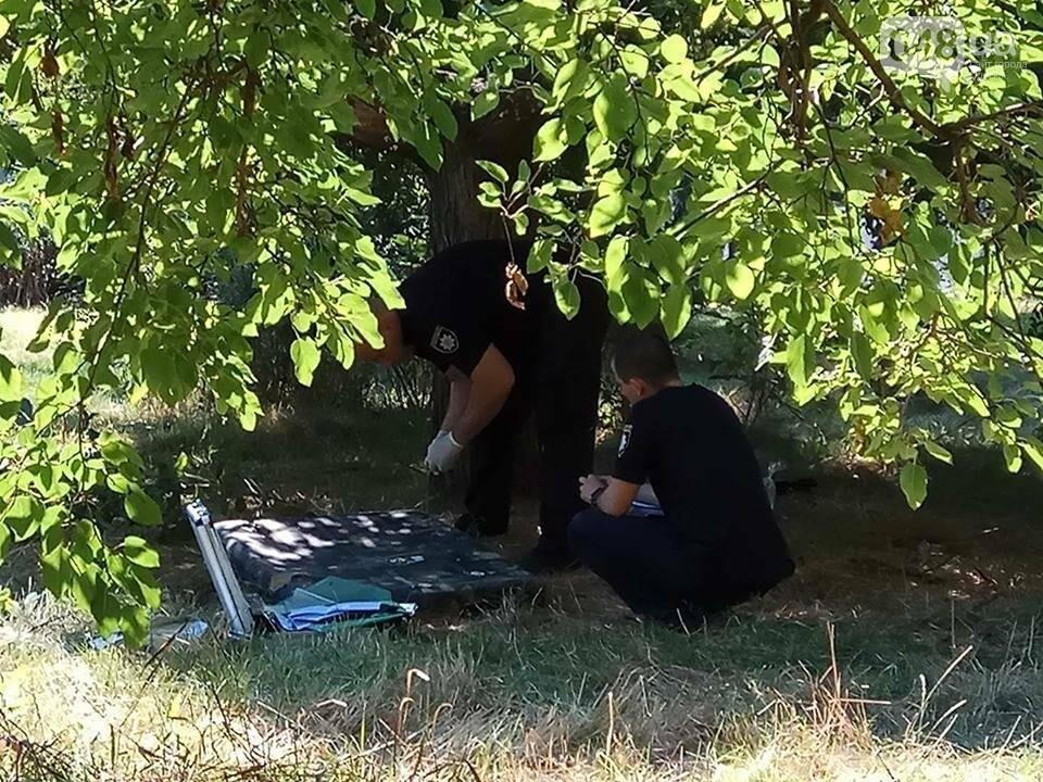 В Одессе на Куликовом поле найден труп мужчины (ФОТО), фото-1