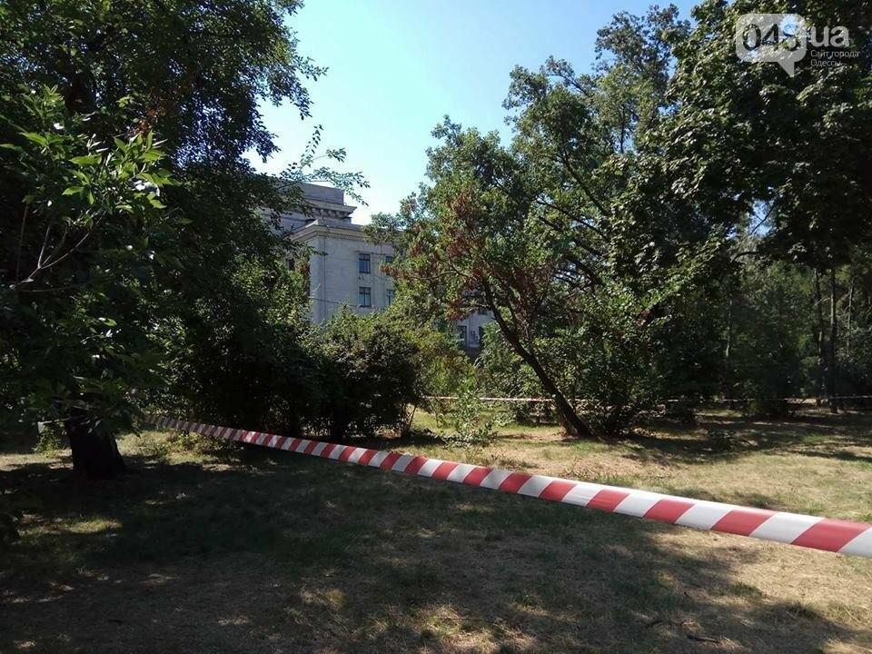 В Одессе на Куликовом поле найден труп мужчины (ФОТО), фото-2