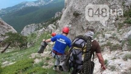 Одесситы оказались под завалами в Северной Осетии, фото-1